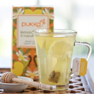 Bildebank Pukka Tea Lemon