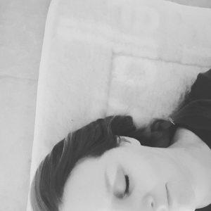 Drømmebilder Grete hviler