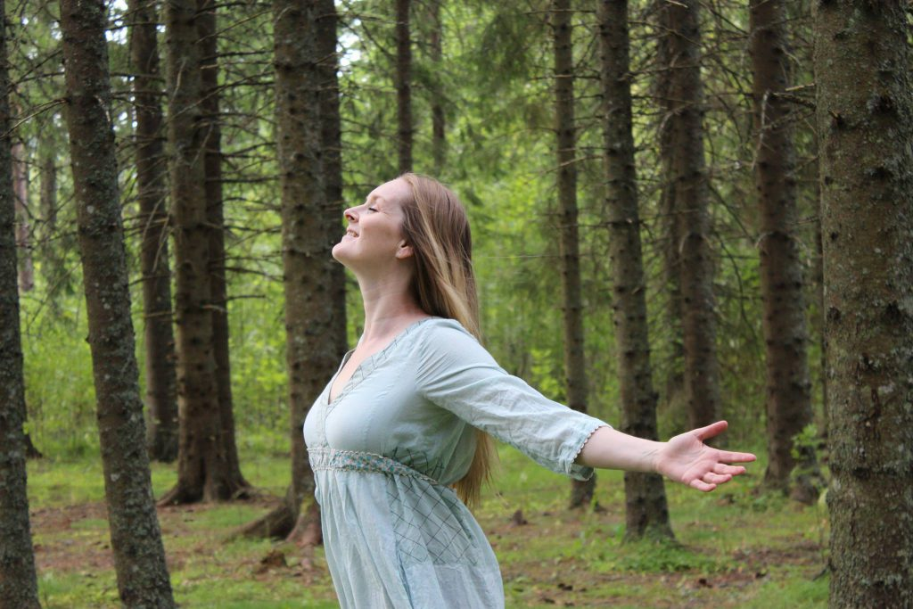 Grete i skogen 2